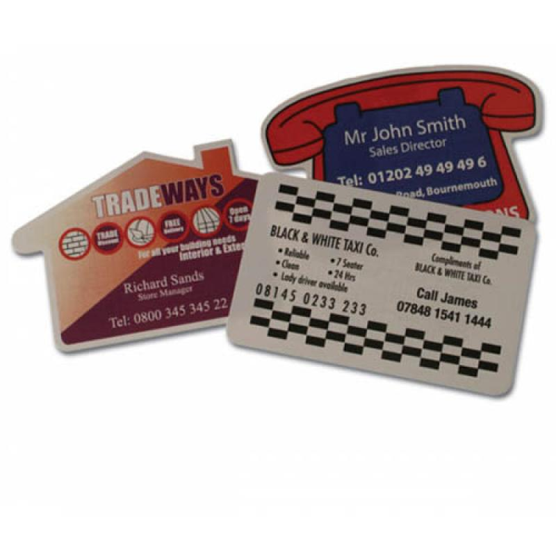 Shaped Business Cards :: Toys and Games :: CBG Trade Ltd